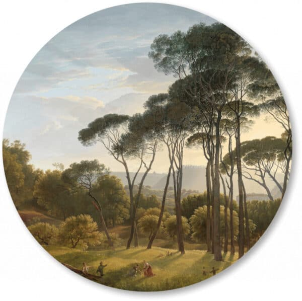 Behangcirkel-italiaans-landschap.png